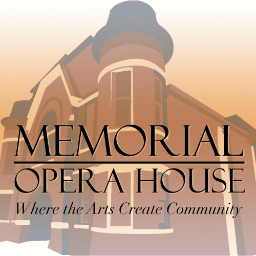 CLICK HERE for information about theatre and concert events at Memorial Opera House
