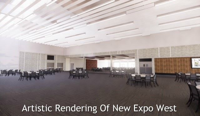 Artistic Rendering Of New Expo West
