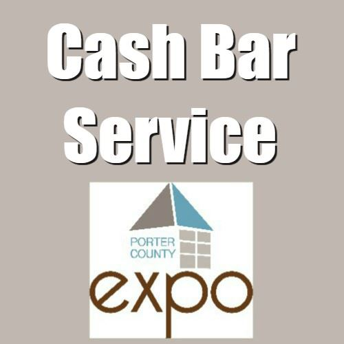 Cash Bar Service Graphic