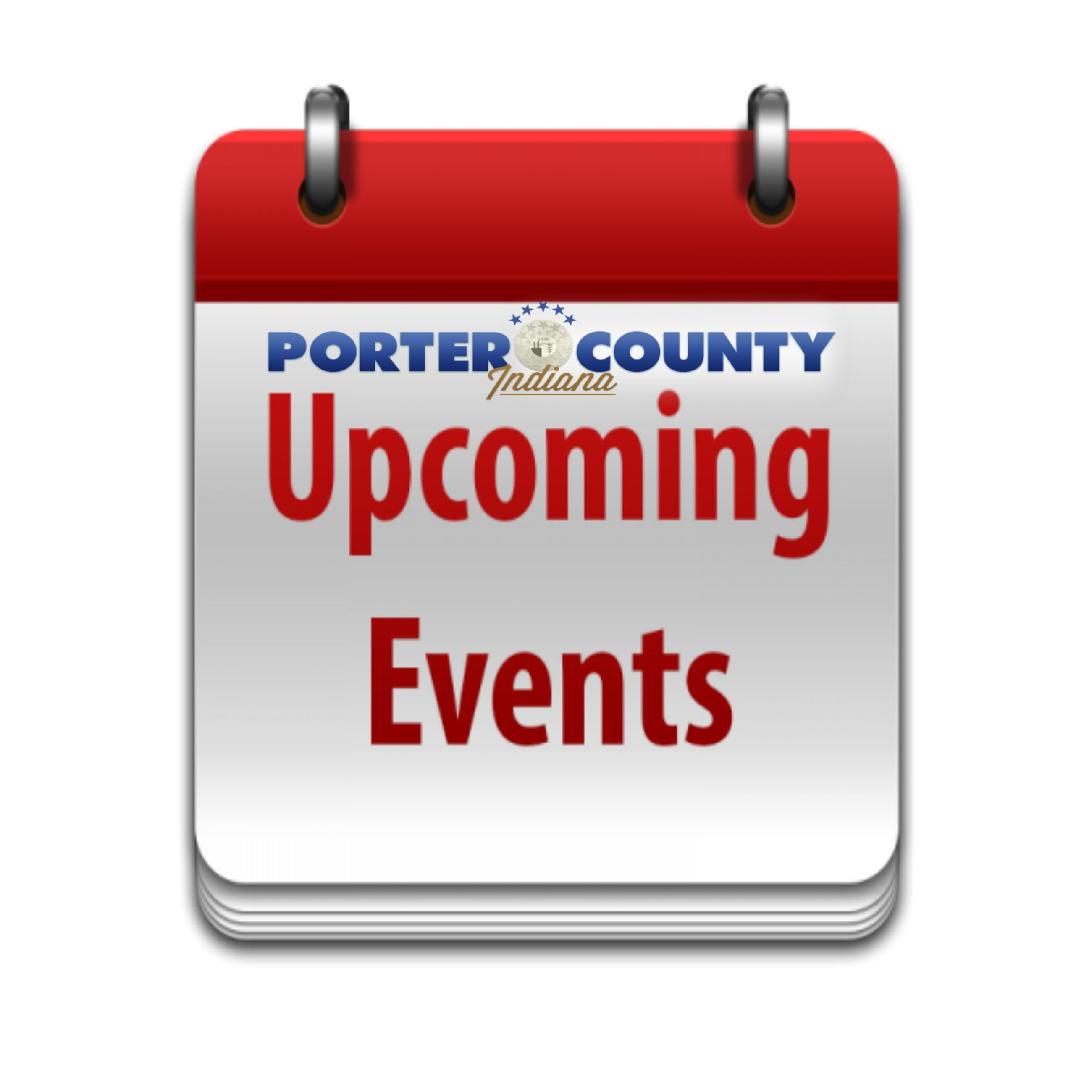 Learn about upcoming events throughout Porter County.