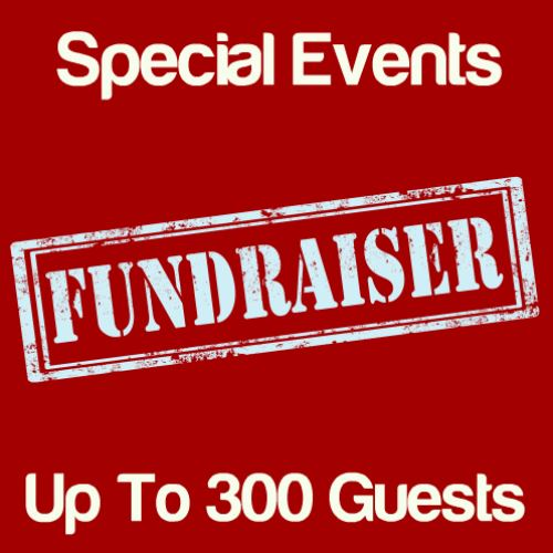 Fundraiser Special Events Up To 300 Guests Icon