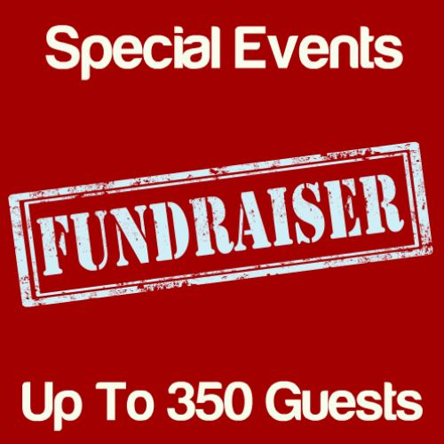 Fundraiser Special Events Up To 350 Guests Icon