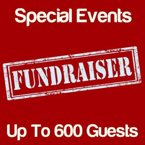 Fundraiser Special Events Up To 600 Guests Icon