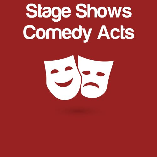 Stage Shows And Comedy Acts Icon