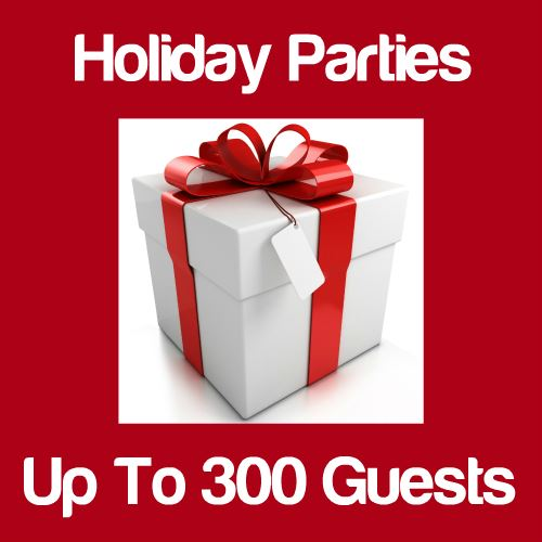 Holiday Party Up to 300 Guests Icon