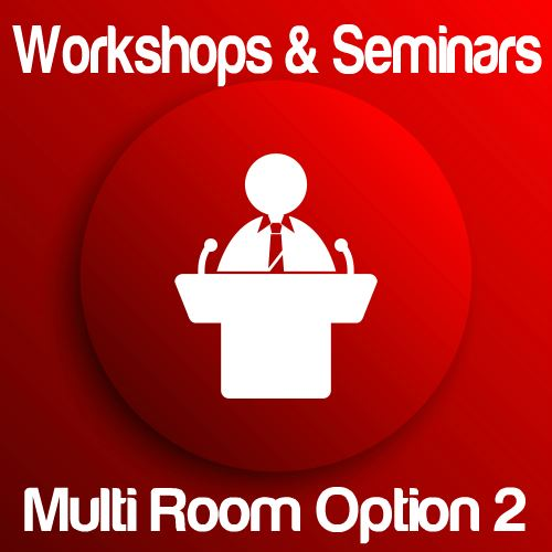 Workshop Multi Room Option Two Icon