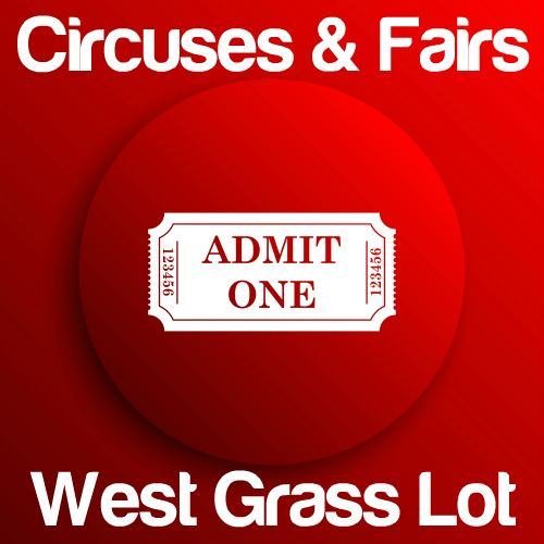 Circus West Grass Lot Icon