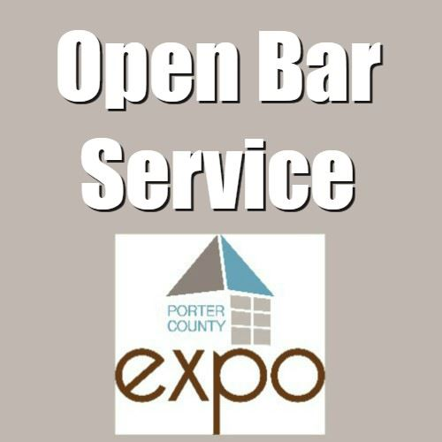Open Bar Service Graphic