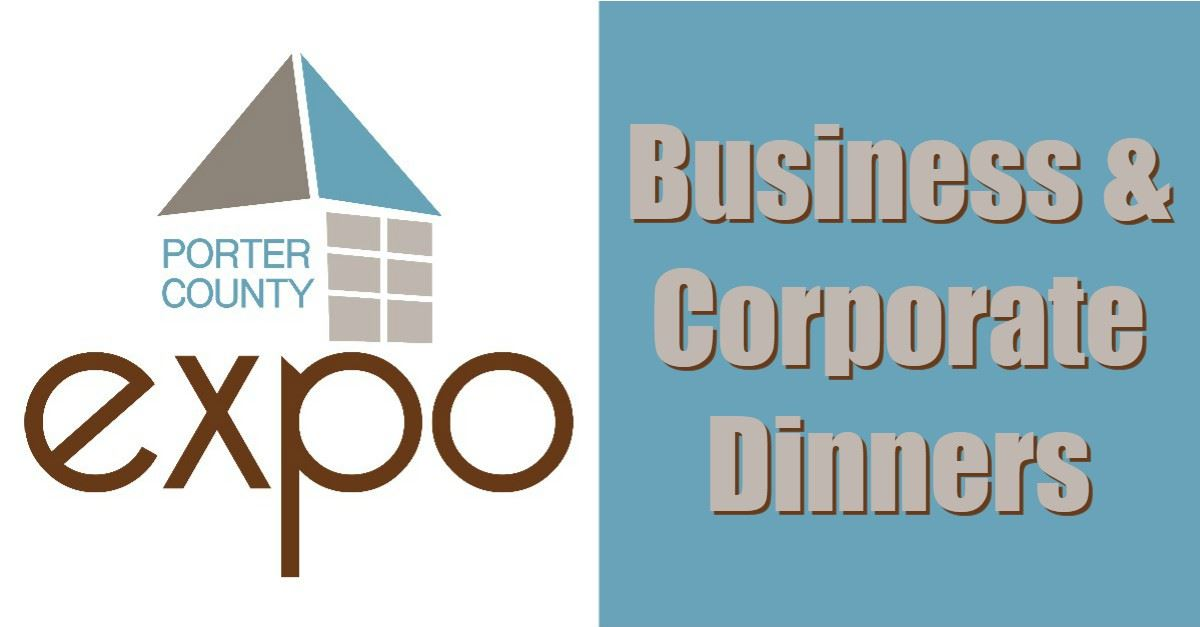 Business & Corporate Dinners Page Banner