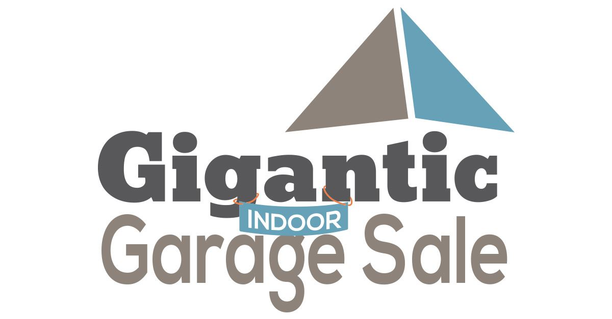 Porter County Expo Gigantic Indoor Garage Sale Logo