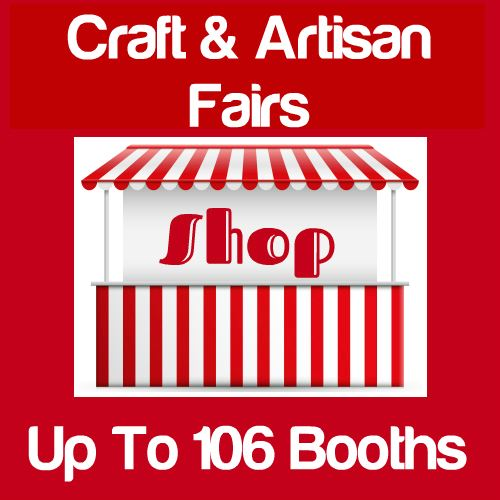 Craft & Artisan Fairs Up To 106 Booths Icon