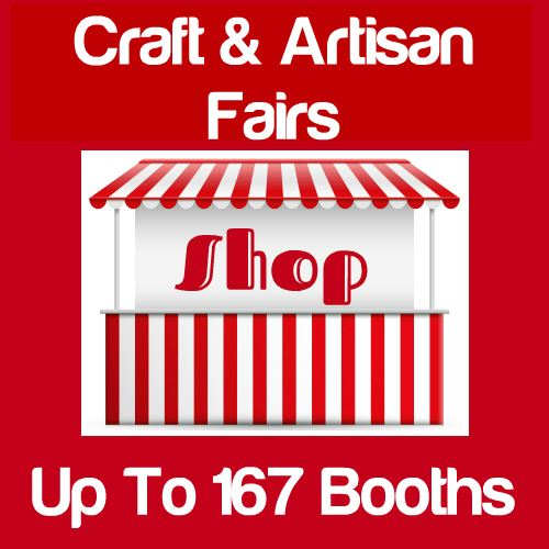 Craft & Artisan Fairs Up To 167 Booths Icon