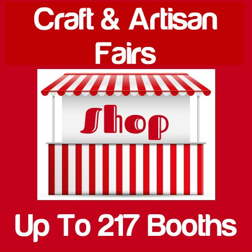 Craft & Artisan Fairs Up To 217 Booths Icon